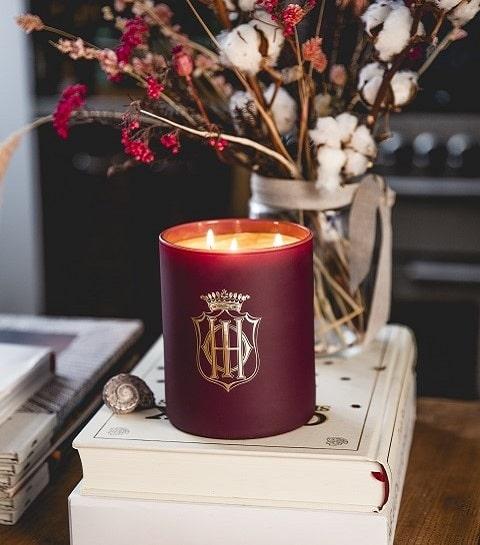 L'objet du désir : la bougie parfumée Sisley au format XXL