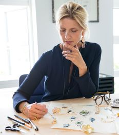 La fille du vendredi: Charlotte Lynggaard, créatrice des bijoux Ole Lynggaard Copenhagen