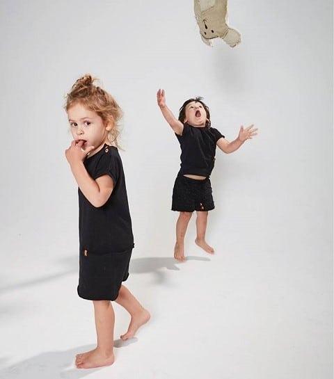8 marques écoresponsables et unisexes pour vos kids