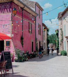 Carnet de voyage: une vinothérapie à Castigno