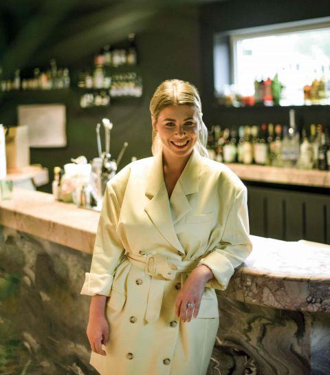 The Motel, la nouvelle adresse de la reine des cocktails Hannah Van Ongevalle