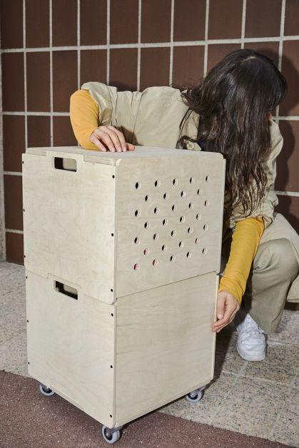 Ombyte, collection de déménagement Ikea