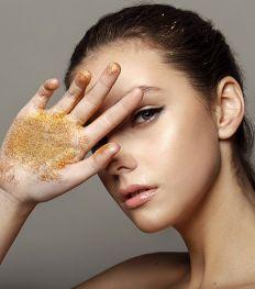 On a testé : le masque doré illuminateur de teint de Klapp Cosmetics