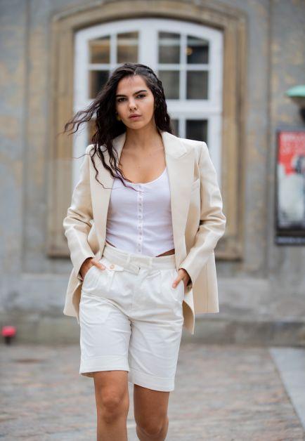 22 idées de looks de working girl parfaits pour la rentrée - 17