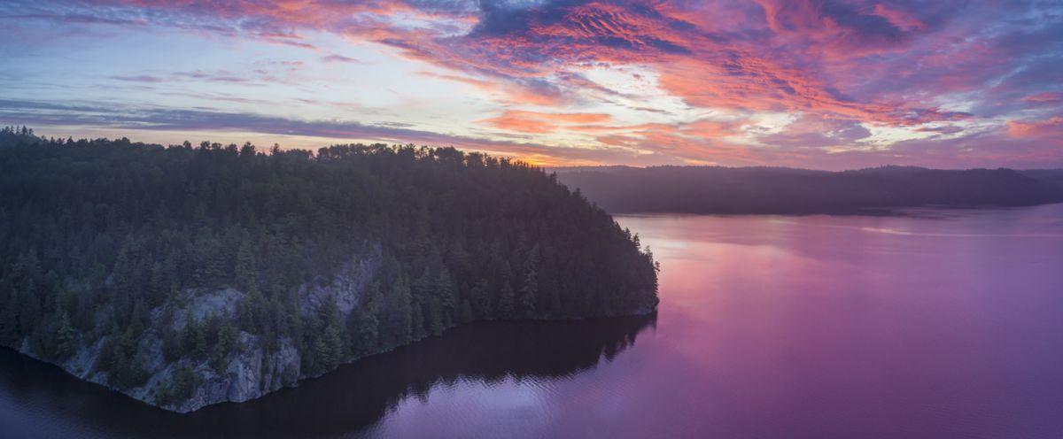 Parc national d'Opémican Québec