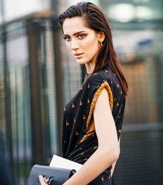 Teddy Quinlivan devient le premier mannequin transgenre à poser pour Chanel