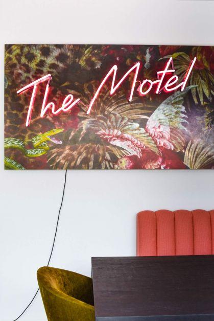 Hanna Van Ongevalle The Motel