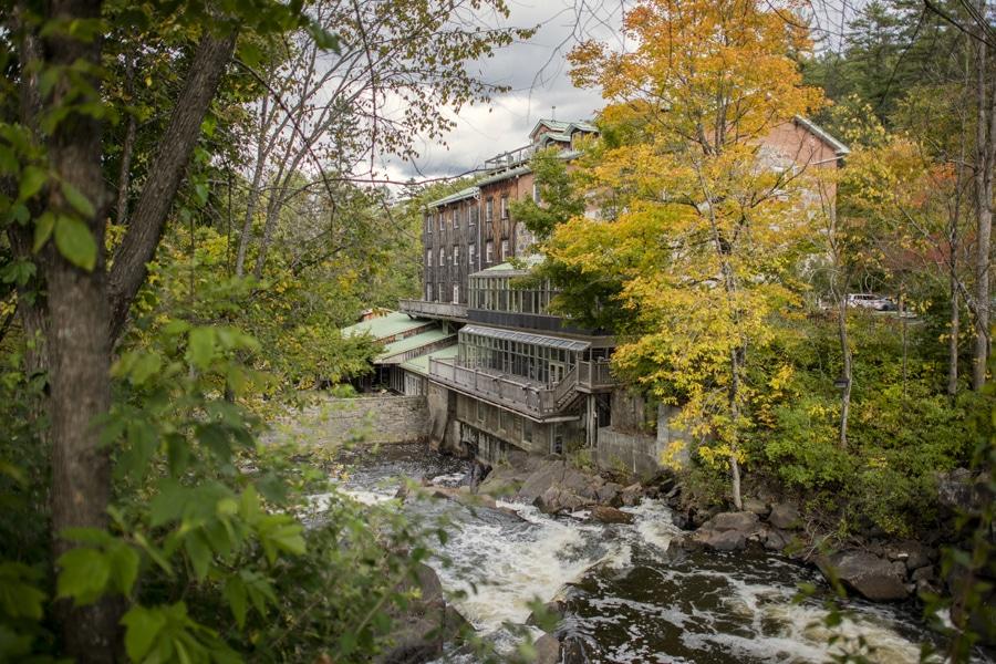Le Moulin de Wakefield Québec
