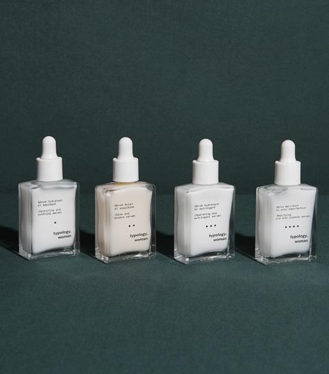 Typology: les premiers cosmétiques naturels adaptés au cycle féminin