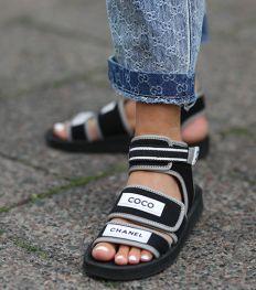 Les sandales moches, on en pense quoi ?