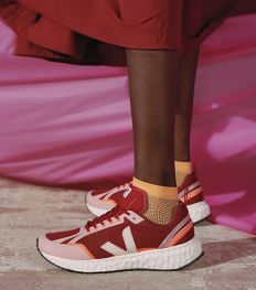 Veja lance la première chaussure de course écologique