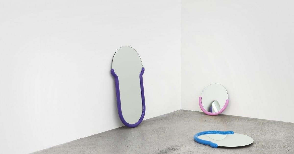Boggin Mirror | Normann Copenhagen