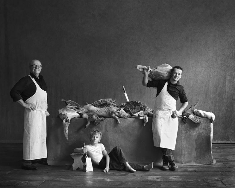 photo de la famille Dierendonck