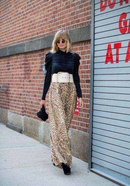 streetstyle new york ceinture xxl