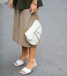 La sandale Lido : la it-shoe des fashion weeks
