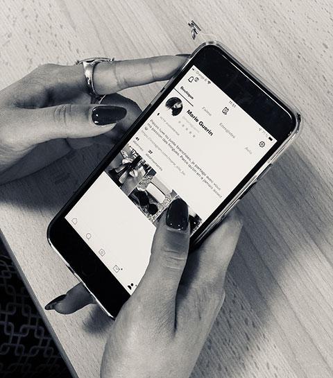 On a testé Depop, l'application qui mixe Vinted et Instagram