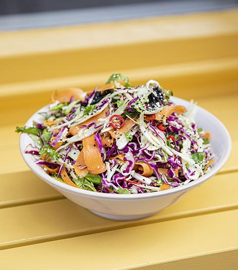 Recette gourmande : le coleslaw d'automne