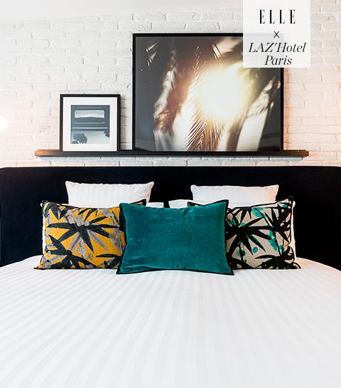 Le Laz' Hôtel : un lieu de détente urbaine