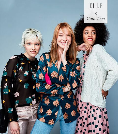 Inscrivez-vous au week-end shopping ELLE x Cameleon