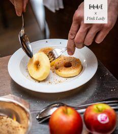 Inscrivez-vous à l'atelier cuisine ELLE à Table x Pink Lady du 6 novembre