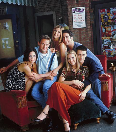 Friends : Kinepolis organise un marathon de la série dans ses cinémas