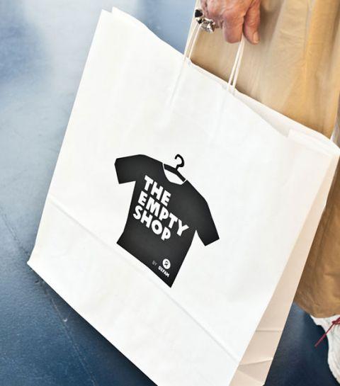 The Empty Shop : une friperie éphémère de créateurs signée Oxfam-Solidarité