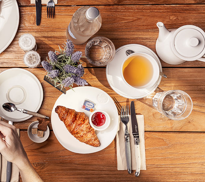 Petit déjeuner Thon Hotels