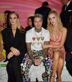 Quelles stars étaient front row à la fashion week de Milan ?