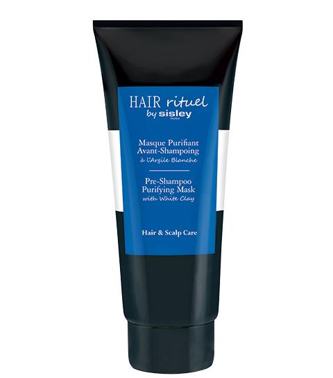 Masque purifiant pour les cheveux de Hair Rituel by Sisley.