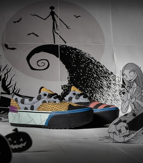 Vans x The Nightmare Before Christmas : la collab' la plus ensorcelante du moment