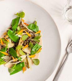 La recette vegan du chef d'Humus & Hortense