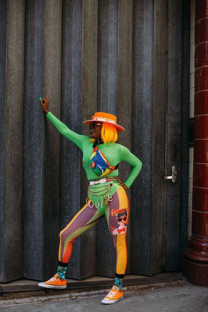 legging colorés fluo