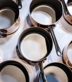 Les ustensiles de cuisine indispensables du chef San Degeimbre