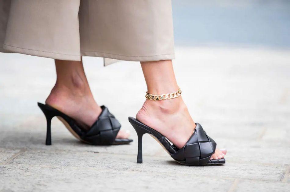 sandales lido bottega veneta