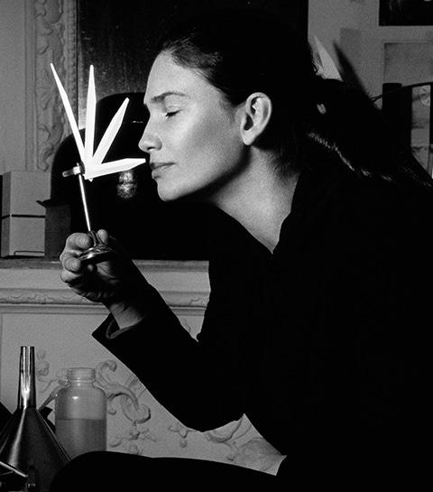 La fille du vendredi: Olivia Giacobetti, créatrice des parfums Iunx