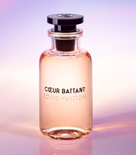 Coeur Battant : la nouvelle fragrance de Louis Vuitton qui fait battre notre coeur