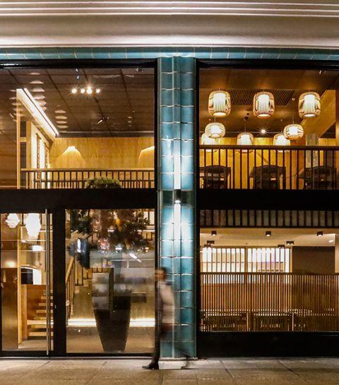 La renaissance réussie du restaurant Samouraï à Bruxelles