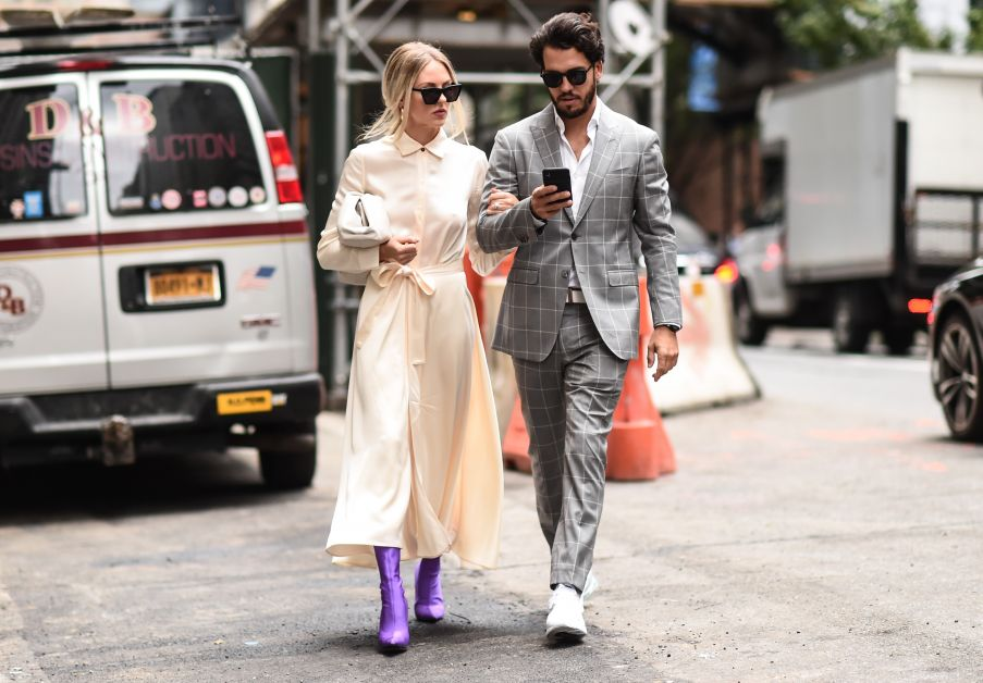 streetstyle fashion week new york