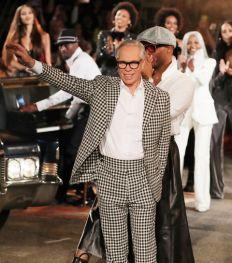 NYFW : interview de l'icône de la mode américaine Tommy Hilfiger