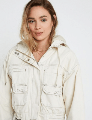 Veste à poches Urban Outfitters
