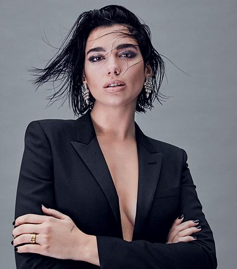Interview : Dua Lipa l'icône libre du nouveau parfum féminin d'Yves Saint Laurent