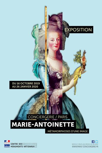 Expo Paris Marie-Antoinette