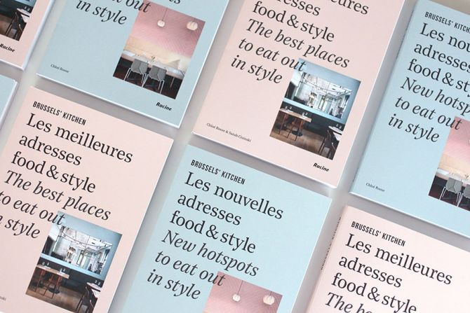 Brussel's kitchen nouveau livre