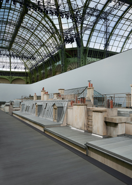 Chanel SS20 picture Olivier Saillant