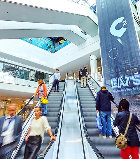 City2 fait peau neuve et rend l'expérience shopping encore plus agréable