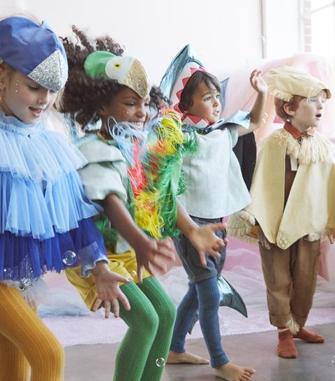 Halloween : les déguisements les plus effrayants pour nos kids
