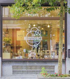 La Ressource : l'incroyable droguerie durable et zéro déchet à Bruxelles