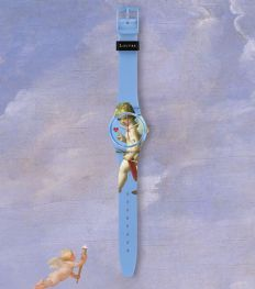 Swatch X Le Louvre: la collection arty et exclusive qui claque