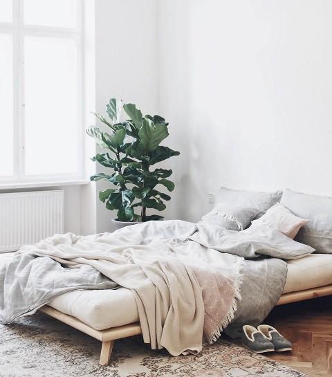 Le futon fait-il son grand retour?