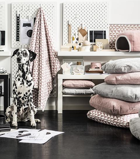 Ikea complète sa collection de meubles et accessoires pour animaux